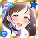 [笑顔の女神]新田美波+(SR+)