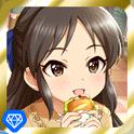 [オンリーマイフラッグ]橘ありす(SR)