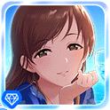 [女神は朝焼けの海に]新田美波(SSR)