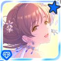 [女神は朝焼けの海に]新田美波+(SSR+)